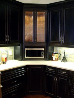 Built In Microwave Cabinet No 74