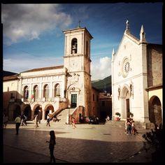 Norcia nel Perugia, Umbria