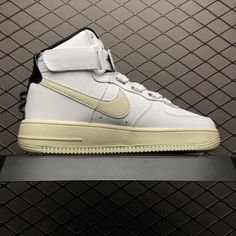 pretty nice bf5f6 aec5b Big Discount 2018 Nike Air ce 1 Utility White Black Sneakers Online -    95.00