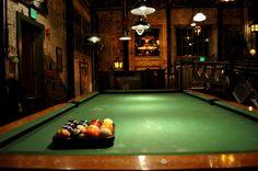 Pool/Snooker Bar Portland