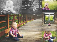 6 month old photography outdoors - Google Search