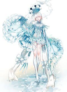 (20) メメ (@aerobe10) 的媒体推文 / Twitter 5 Anime, Chica Anime Manga, Anime Angel, Fantasy Character Design, Character Design Inspiration, Character Art, Fantasy Kunst, Fantasy Art, Anime Art Girl