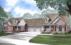 House Plan ID: chp-21219 - COOLhouseplans.com