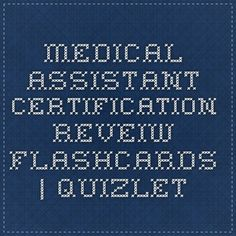 Learn vocabulary, terms, and more with flashcards, games, and other study tools. Medical Assistant Test, Medical Assistant Certification, Nursing Assistant, Medical Billing And Coding, Nursing Notes, Medical Field, Nurse Life, Medical Blogs, Medical Jokes