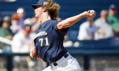 Murray | Brewers to promote top pitching prospect Josh Hader = The Milwaukee Brewers will be promoting left-handed pitcher Josh Hader from Triple-A Colorado Springs, a source close to the situation has informed FanRag Sports. As a result of his looming promotion, Hader will be.....