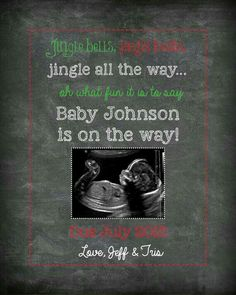 Items similar to Christmas Pregnancy Announcement, Christmas Pregnancy Reveal, Pregnancy Reveal to Parents, Pregnancy Announcement, Pregnancy Wine Label on Etsy Baby Announcement Shoes, Christmas Baby Announcement, New Baby Announcements, Baby Shower Gender Reveal, Baby Gender, Baby Baby, Everything Baby, Baby Time, Future Baby