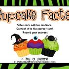 Your kiddos will love to practice their addition facts with sums between 2-17 using these super cute Halloween cupcakes! Freebie!