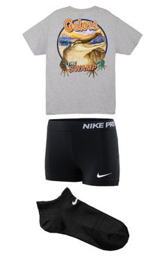 """Lazy Bum"" by sjgil2000 on Polyvore featuring NIKE"