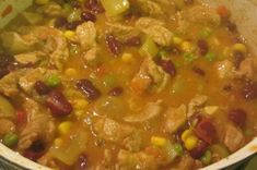 Bravčové soté na mexický spôsob - obrázok 5 20 Min, Chili, Beans, Soup, Vegetables, Chile, Vegetable Recipes, Soups, Chilis