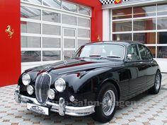 Jaguar Mk II 38 litre