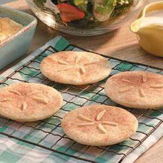 sand dollar cookies