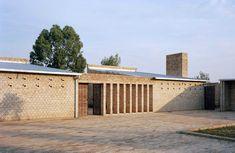 Education Center Nyanza, Rwanda. Dominikus Stark Architekten