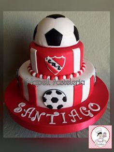 Soccer Cake, Soccer Party, Creative Cake Decorating, Creative Cakes, Sports Themed Cakes, Sport Cakes, Party Themes For Boys, Pastry Shop, Cakes For Boys