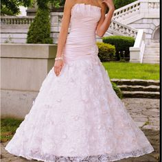 My dream dress by David Tutera Mon Cheri