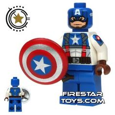 Christo | Custom LEGO Minifigures