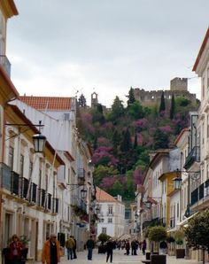 Tomar - ancient Templar city #Portugal
