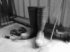 """""""Gumboots""""  If it weren't for your gumboots where would you be....  #gumboots #wellies #waders"""