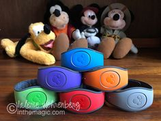 Learn more about Disney Magic Bands!