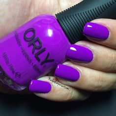Be Daring by Orly | Adrenaline Rush Summer 2015 Collection