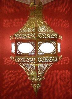 Orientalische Laterne Frane 80cm