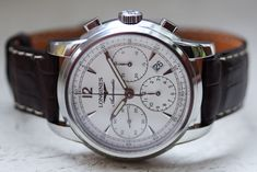 Longines Saint-Imier Chronograph Watch Review