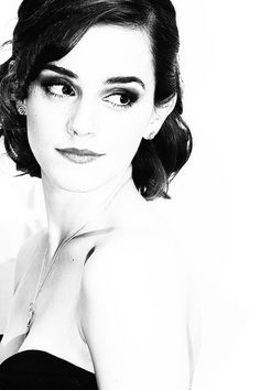 Emma Watson//THOSE EYES!
