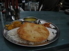 Zach's travel musings: Recipe: Nepali Dal Bhat