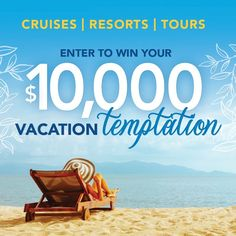 Dream vacations start here. Our travel agency experts have access to exclusive cruise deals, all inclusive resorts and personalized vacation packages. Vacation specialists who handle every detail for you. Vacation Resorts, All Inclusive Resorts, Cruise Vacation, Vacation Trips, Dream Vacations, Vacation Sweepstakes, Cruise Pictures, We Have A Winner, Win Cash Prizes