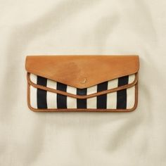 the double flap clutch from Rugby (Ralph Lauren)