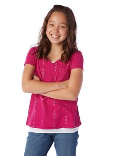 Amber : <p>Amber, 11, learned to cook from her mom. Her greatest accomplishment so far has been winning the Healthy Lunchtime Challenge, which sent her to the White House where she met the first lady. Amber has her own online show, Cook with Amber.</p>  <p><b>Signature Dish</b>: Chicken teriyaki lettuce wraps</p>  <p><b>Fun Fact</b>: When she was little, Amber used to pretend she was Rachael Ray, cooking with play dough.</p> via Food Network