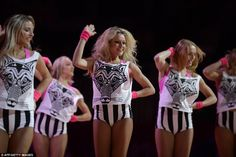 ReD Foxes Official Dance Troupe wearing our Aztec Wolf Tee's at the London Olympics 2012    http://www.artdisco.co.uk/aztec-wolf.html