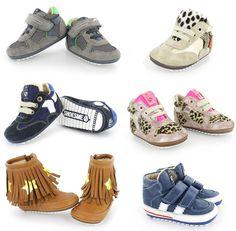 Shoesme BABY-PROOF® Smart schoentjes speciaal voor de eerste stapjes