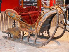 Old Sleigh