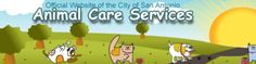 Places to look:  City of San Antonio Animal Care Services