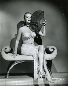 """June Havoc in Rosemary Odell for """"The Stort of Molly X"""" (1949)"""