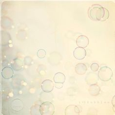 """Baby Nursery - Floating in the Sunny Skies - Home Decor - Fine Art Photograph - """"i heart bubbles"""" on Etsy, $15.00"""