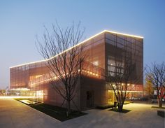 Spark Architects - Project - Vanke New City Center Sales Gallery