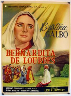 Santa Bernardita de Lourdes - http://ofsdemexico.blogspot.mx/2013/10/santa-bernardita-de-lourdes.html