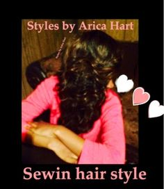 Sewin hair styles for when you want to be sassy and flip it, but stay classy and rip the runway   #protectivestyles for #natural and #relaxed #hair #styles #beauty #hairstyles
