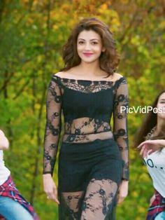 Kajal Aggarwal Prettiest Actresses, Hot Actresses, Beautiful Actresses, Indian Actresses, Beautiful Girl Indian, Most Beautiful Indian Actress, South Indian Actress Hot, Stylish Sarees, Beautiful Bollywood Actress
