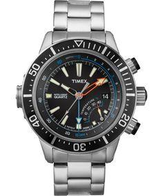 Intelligent Quartz® Depth Gauge | Casual, Dress, and Sport Watches for Women & Men