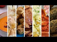 "8 TAPAS ANDALUZAS QUE QUITAN EL ""SENTÍO"" - YouTube Tapas, Spanish Cuisine, Mashed Potatoes, Appetizers, Ethnic Recipes, Yummy Yummy, Mj, Videos, Food"