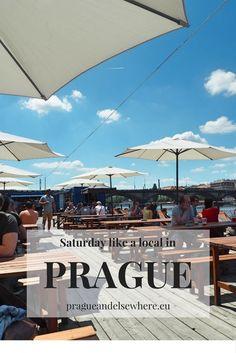 Prague Tips: Spend Saturday like a local in Prague, Czech Republic. Travel in Europe.