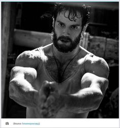 Henry Cavill / Man of Steel / Superman / Clark Kent Clark Kent, Hairy Men, Bearded Men, Superman Henry Cavill, Henry Cavill Muscle, Henry Cavill Beard, Charles Brandon, The Man From Uncle, My Sun And Stars