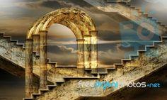 """Arches Of Possibility"" by sattva at FreeDigitalPhotos.net"