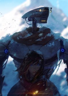 guweiz: Comrades! Full finished version. Robots get cold too >.>