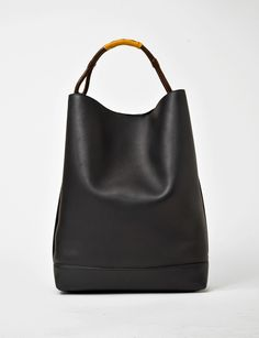Marni lamb leather shoulder bag at Bird : ShopBird.com