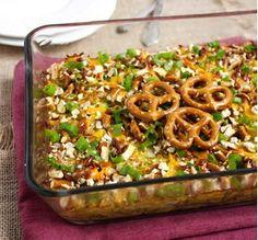 food recip, spaghetti squash, low carb, squash casserol, casserol low, food faith, pretzels, honey, carb recip