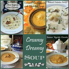 Cooking On A Budget: Creamy, Dreamy Soups
