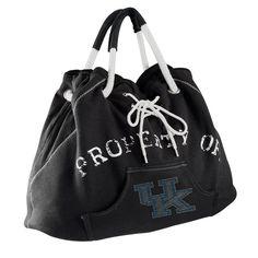 Kentucky Wildcats NCAA Sport Noir Hoodie Tote